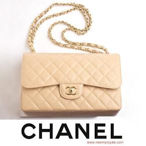 Queen Maxima carries CHANEL Bag