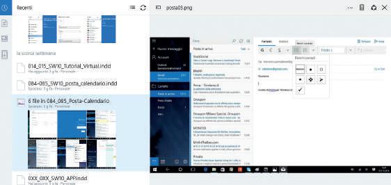 Dropbox: tra le migliori app Windows 10 perché è Universal
