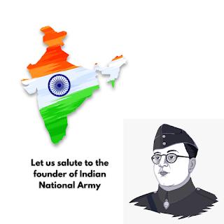 Netaji Subhas Chandra Bose Whatsapp Status