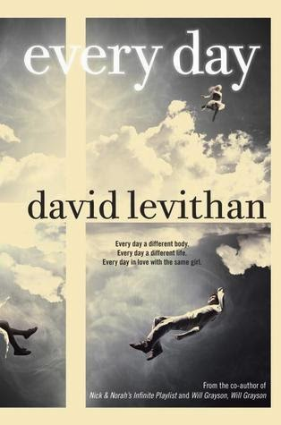 Every Day by David Levithan - book review