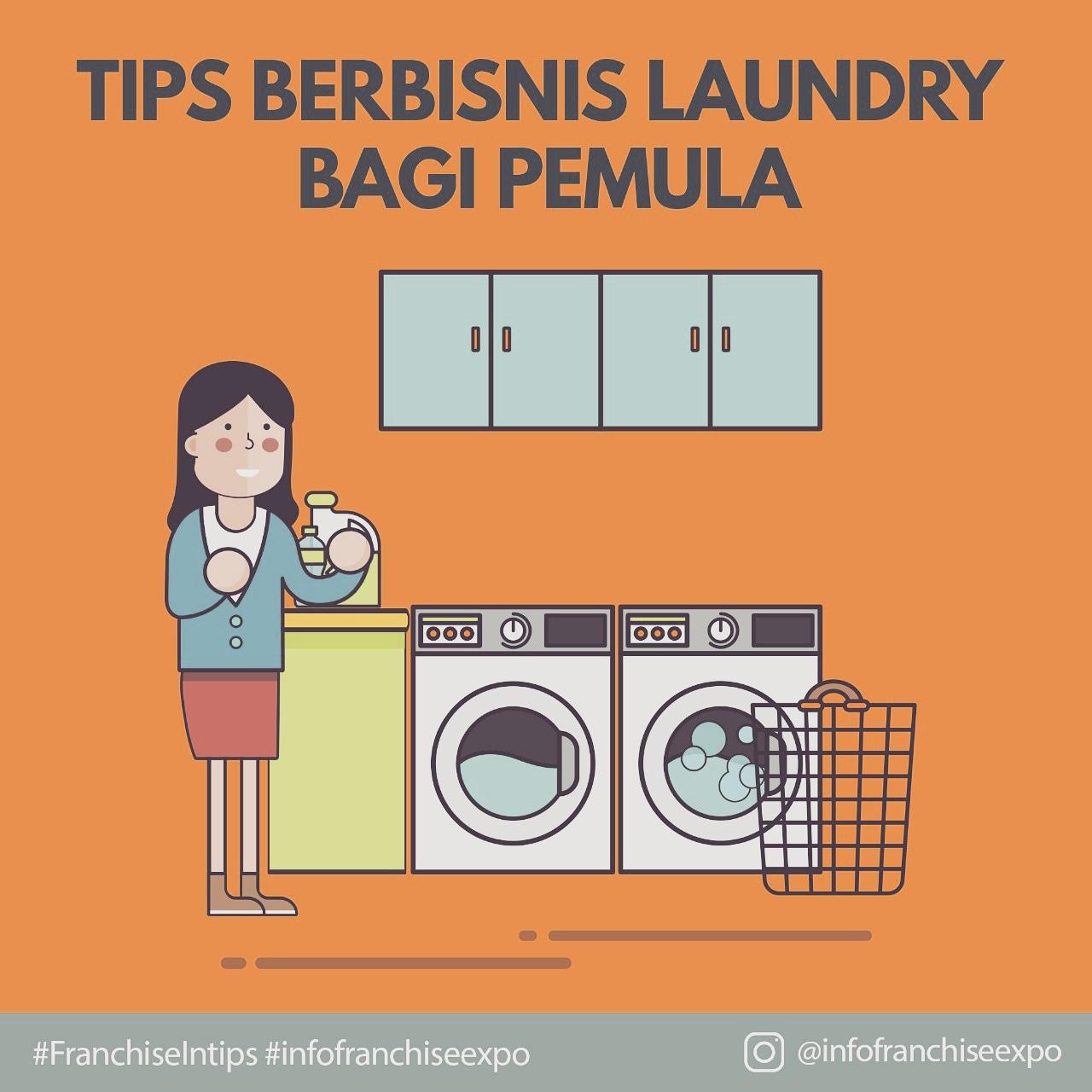 Neo Organizer Expo Franchise Intips Tips Memulai Bisnis Laundry