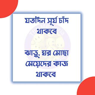 4+ WhatsApp funny quotes status in bengali