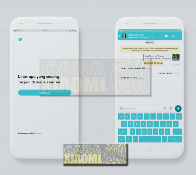 Download Tema Xiaomi Redmi Uxigers Mtz Terbaru by Damas Bagus