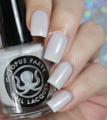 Octopus Party Nail Lacquer The Cake is a Lye
