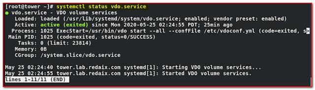 vdo service
