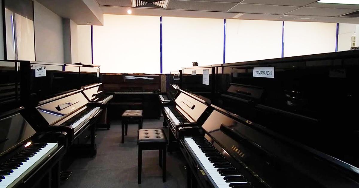 Mua Bán Đàn Piano Cũ - Đàn Piano Secondhand Nhập Từ Nhật Bản