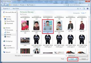 Cara Membuat Pasfoto Menggunakan Microsoft Word