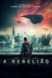 Baixar A Rebelião Torrent - BluRay 720p/1080p