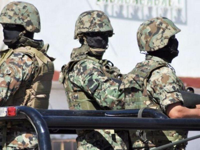 Militares reducen a Los Zetas y Cártel del Golfo