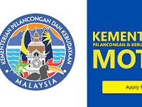 Jawatan Kosong Terkini di Kementerian Pelancongan, Seni dan Budaya Malaysia