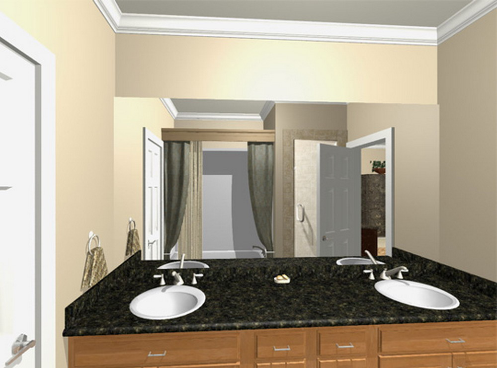 Old House Bathroom Ideas: Inspiring Design Of The Interior Of The House Plan