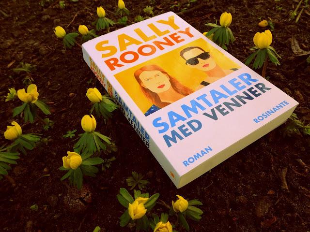 Samtaler med venner af Sally Rooney