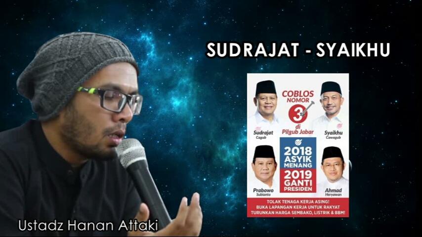 Hanan Attaki Ini Adalah Politik Kemaslahatan   PKS Kota Bandung