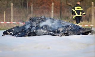 Συνετρίβη αεροσκάφος στη Γερμανία – Πληροφορίες για τρεις νεκρούς