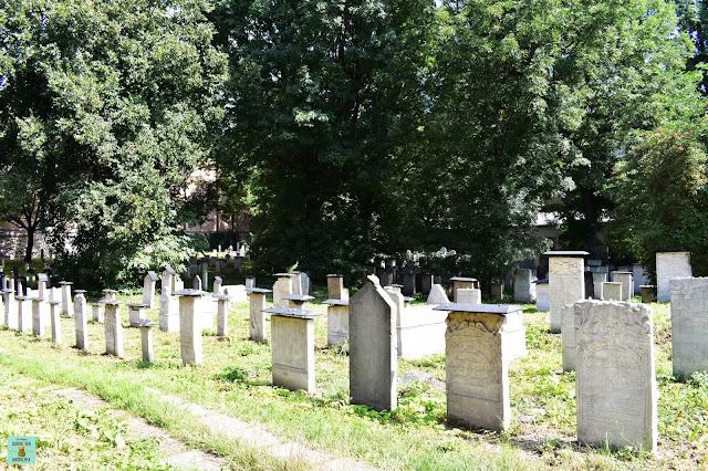 Cementerio de Remuh, Cracovia