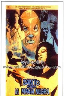 Santo contra la magia negra (1972) HD 1080P  Latino-Inglés  [Google Drive] LachapelHD
