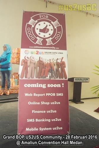 Galeri: Grand BOP US2US Community Medan
