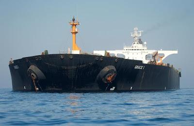 Seizure of Iranian Tankers
