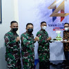 Kapendam Hasanuddin, Kunjungi Media Redaksi Koran Sindo, Ini Yang Dilakukan
