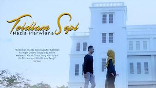 Lirik Lagu Terdiam Sepi - Nazia Marwiana