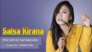 Lirik Lagu Pacar Kesayangan - Salsa Kirana