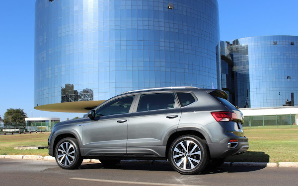 Volkswagen tem primeiro semestre com crescimento de vendas e lucros