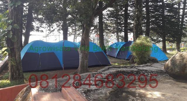 Harga Camping Ground daerah Sentul Bogor