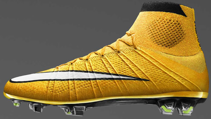 san francisco 8568d 2a5f1 Orange Nike Mercurial Superfly 14-15 Boot Released - Footy ...