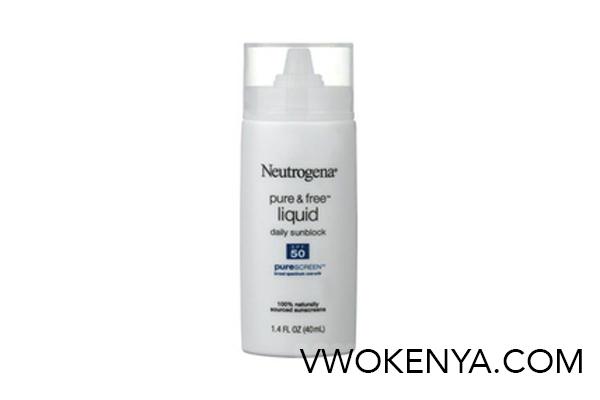 Kem chống nắng Neutrogena Pure – Free Liquid SPF 50