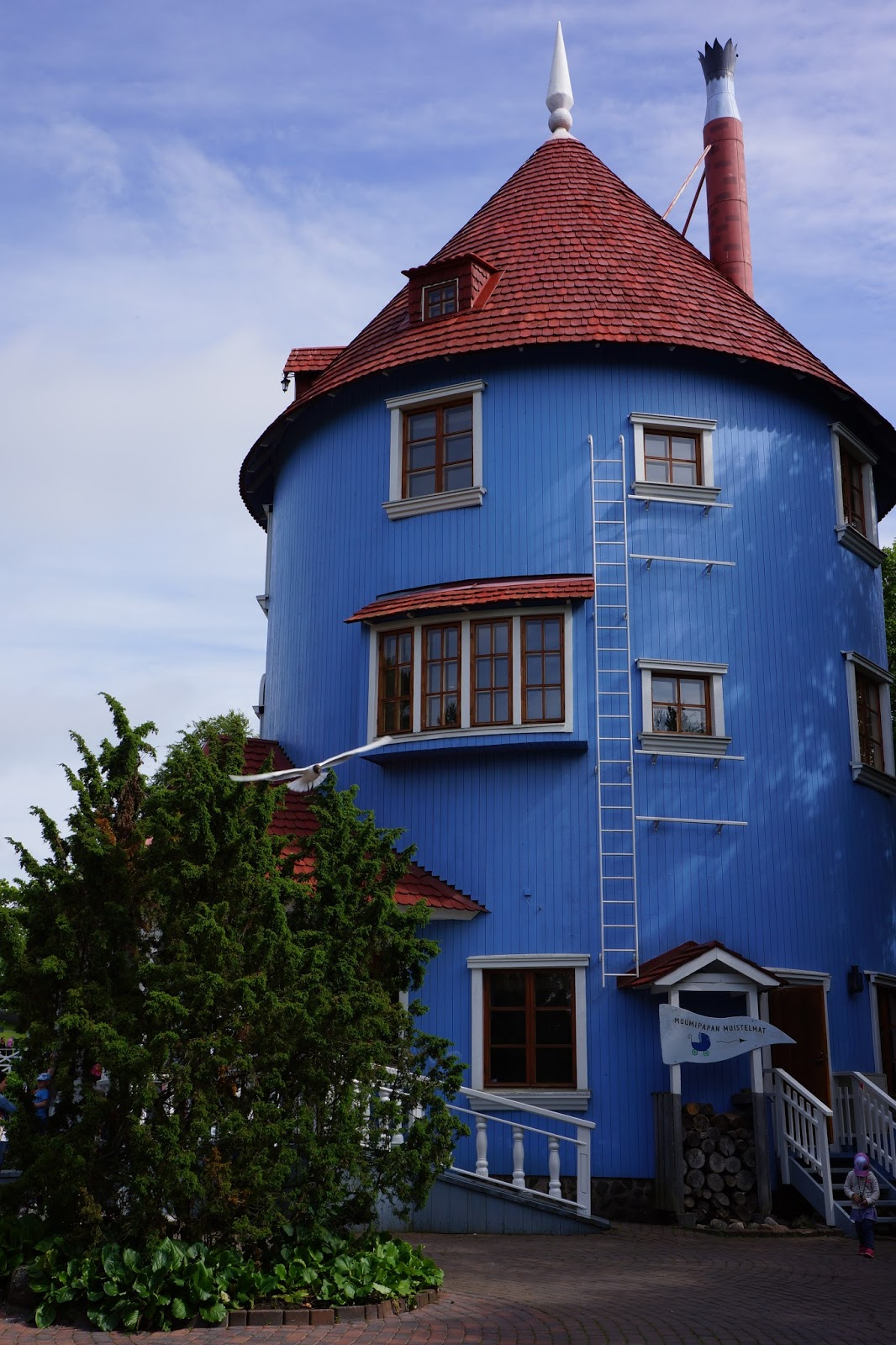moomin world finland moominhouse