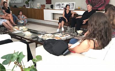 IBI em casa: bate-papo com o cineasta israelense Amos Gitai