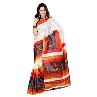 Amazon sarees below at 199 only