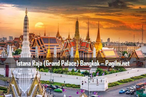 Istana Raja (Grand Palace) Bangkok