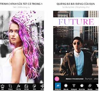 Picsart Photo Studio Editor cho Android, PC - App ghép, chỉnh sửa Ảnh 4