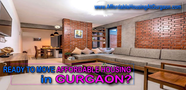 ready to move affordable housing in gurgaon
