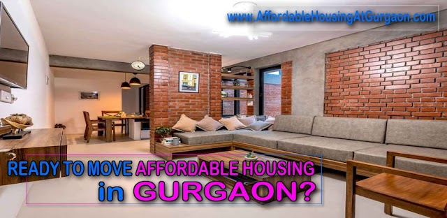 5+ Top Ready to Move Affordable Housing in Gurgaon || Ready To Move Flats in Gurgaon Under 25 Lakhs