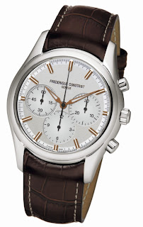 Montre Frederique Constant Chronographe Vintage Racing Collection référence FC-396V6B6