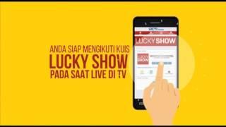 Cara Menang ikut kuis Lucky Show RCTI berhadiah pulsa dengan mudah