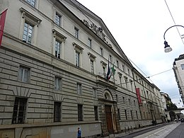Turin's Accademia Albertina has fostered the study of art since the 17th century