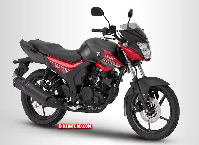 Yamaha SZ-RR Version 2.0 Price in BD