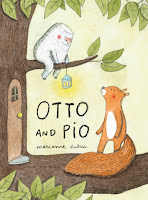 otto and pio by marianne dubuc book cover