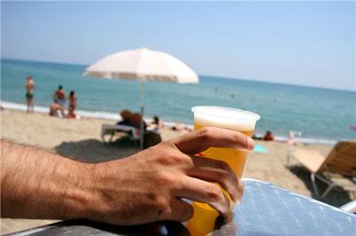 Porque refresca la cerveza?