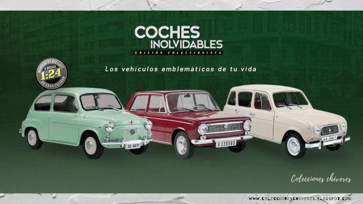 coleccion coches inolvidables salvat españa