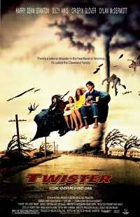 Twister (1996) Full Movie Hindi - Tamil - Telugu - Eng Download 700MB