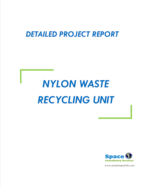 Project Report on Nylon Waste Recycling Unit