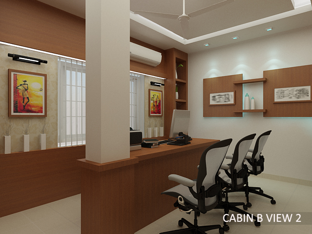 Attractive office cabin interior design ideas for Small office cabin interior design ideas