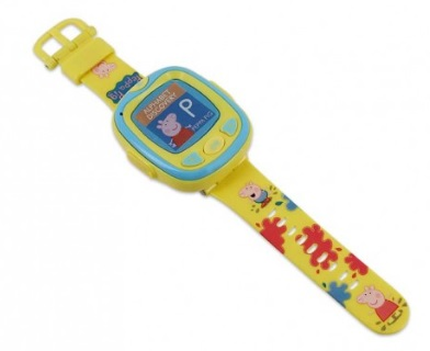 Peppa Pig Play & Learn Smart Watch