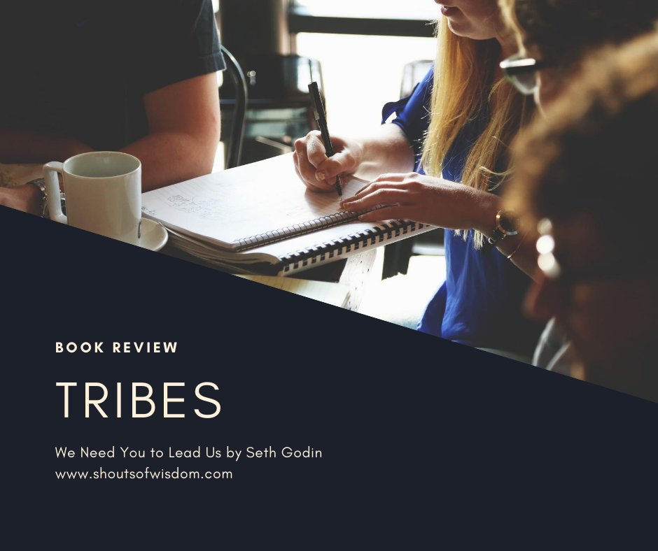 Tribes by Seth Godin Book Review