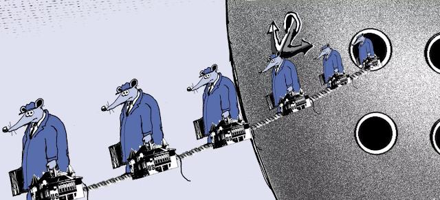 почему олигархи массово устремляются за границу?