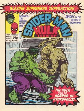 Spider-Man and Hulk Team-Up #436